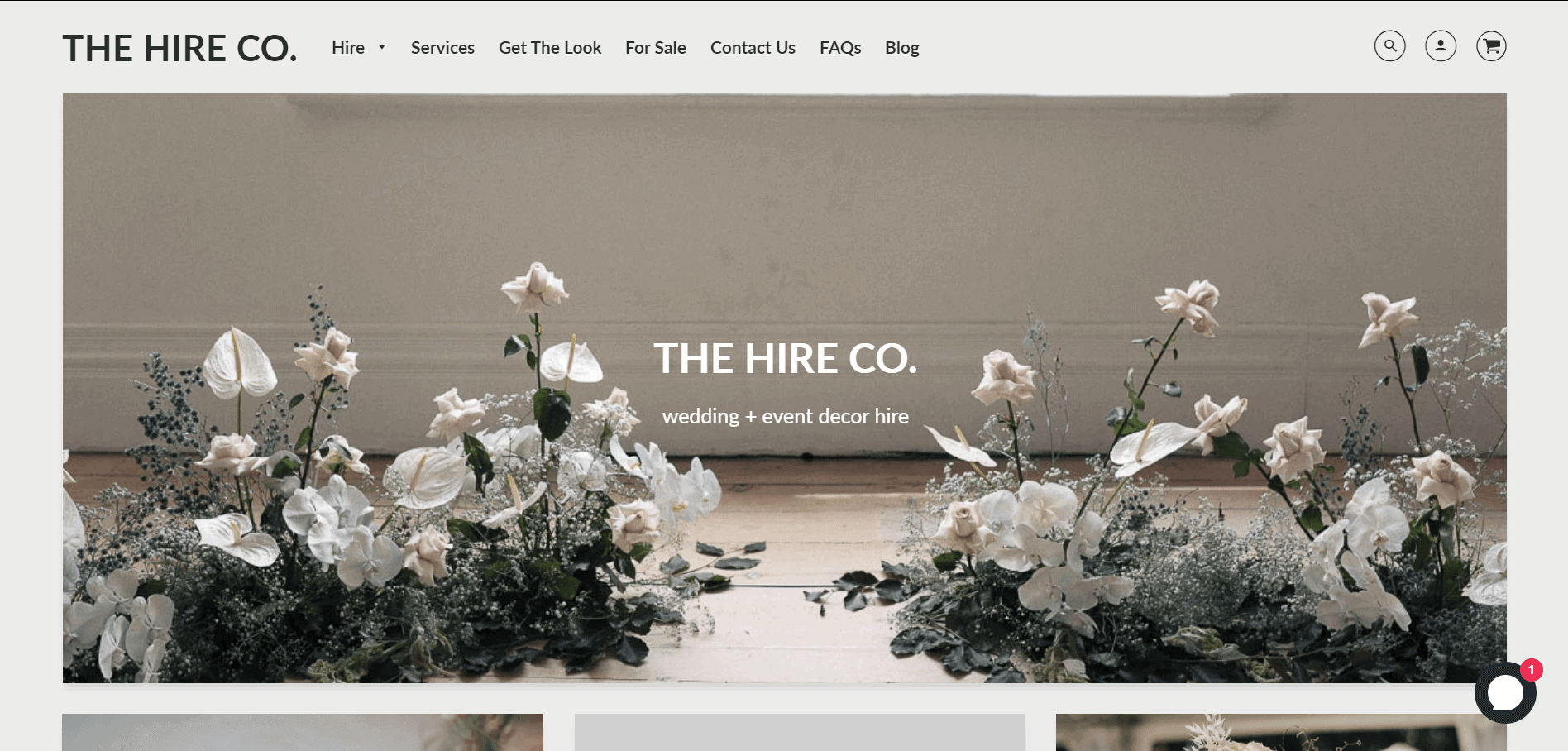 the hire co.
