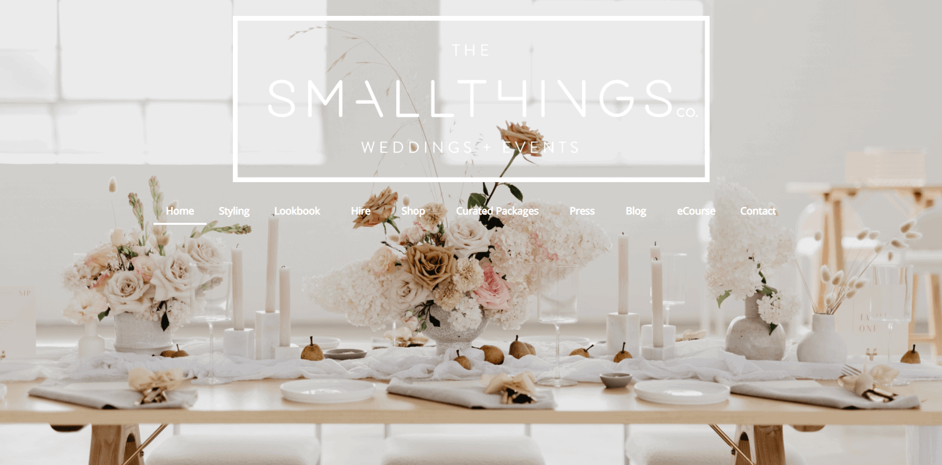 the small things co