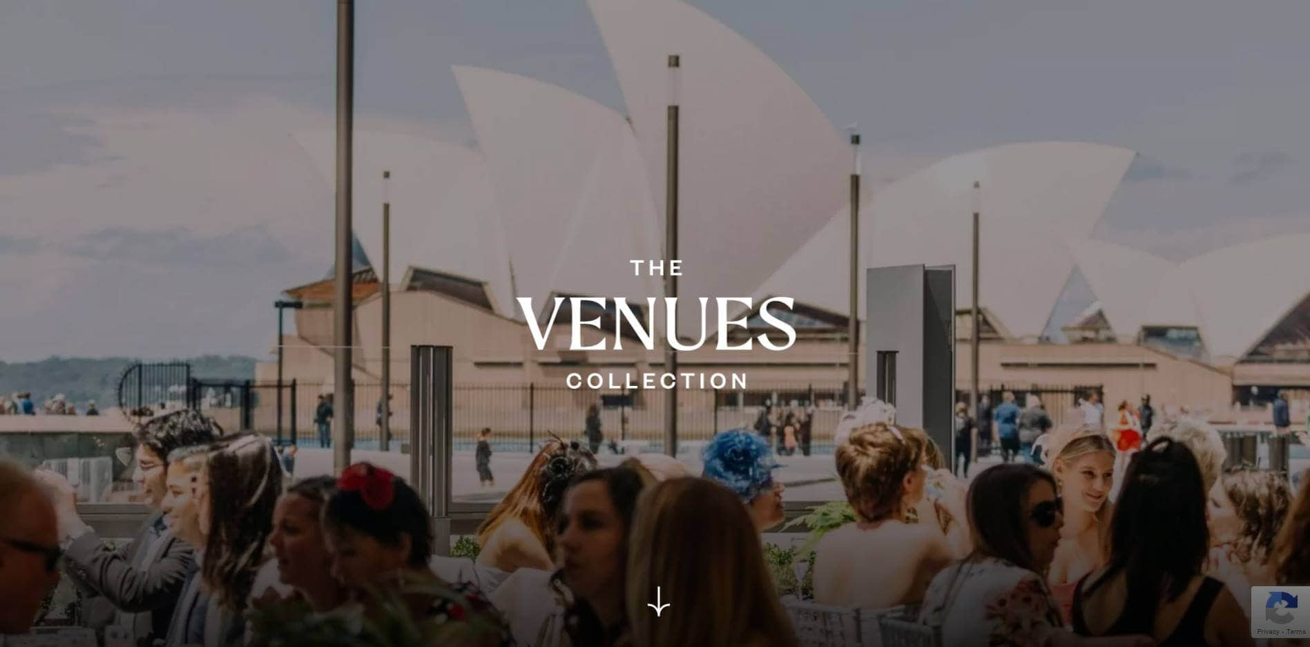the venues collection