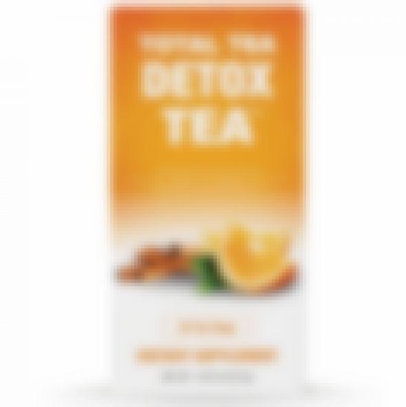 total tea detox cleanse drink
