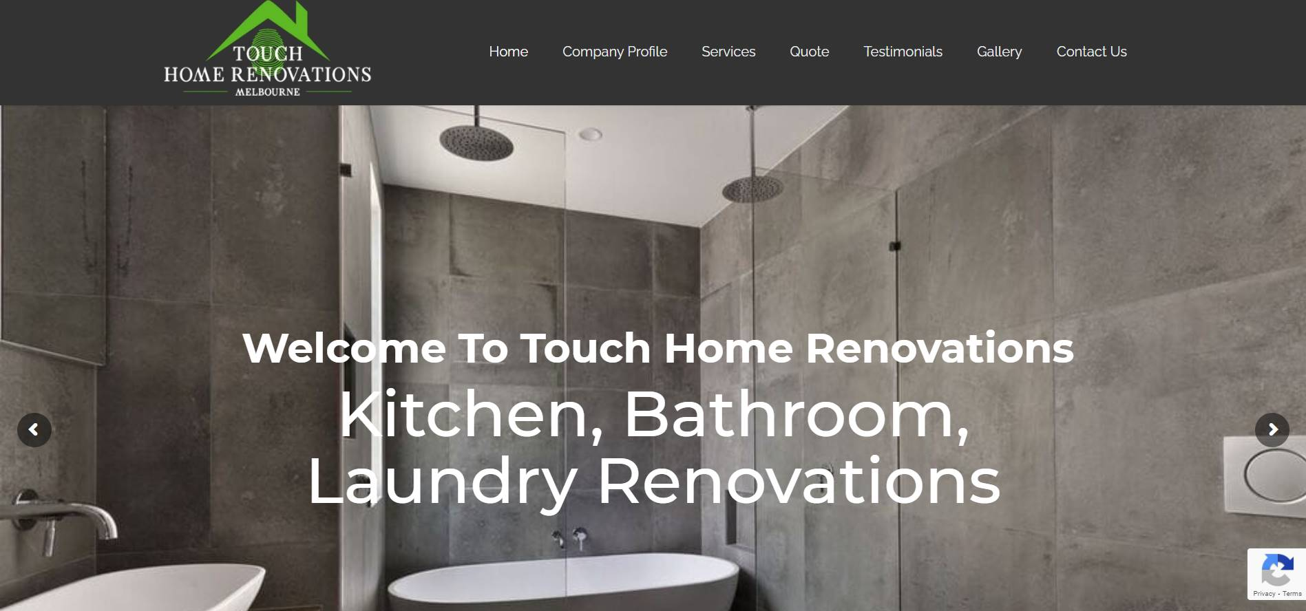 touch home renovations