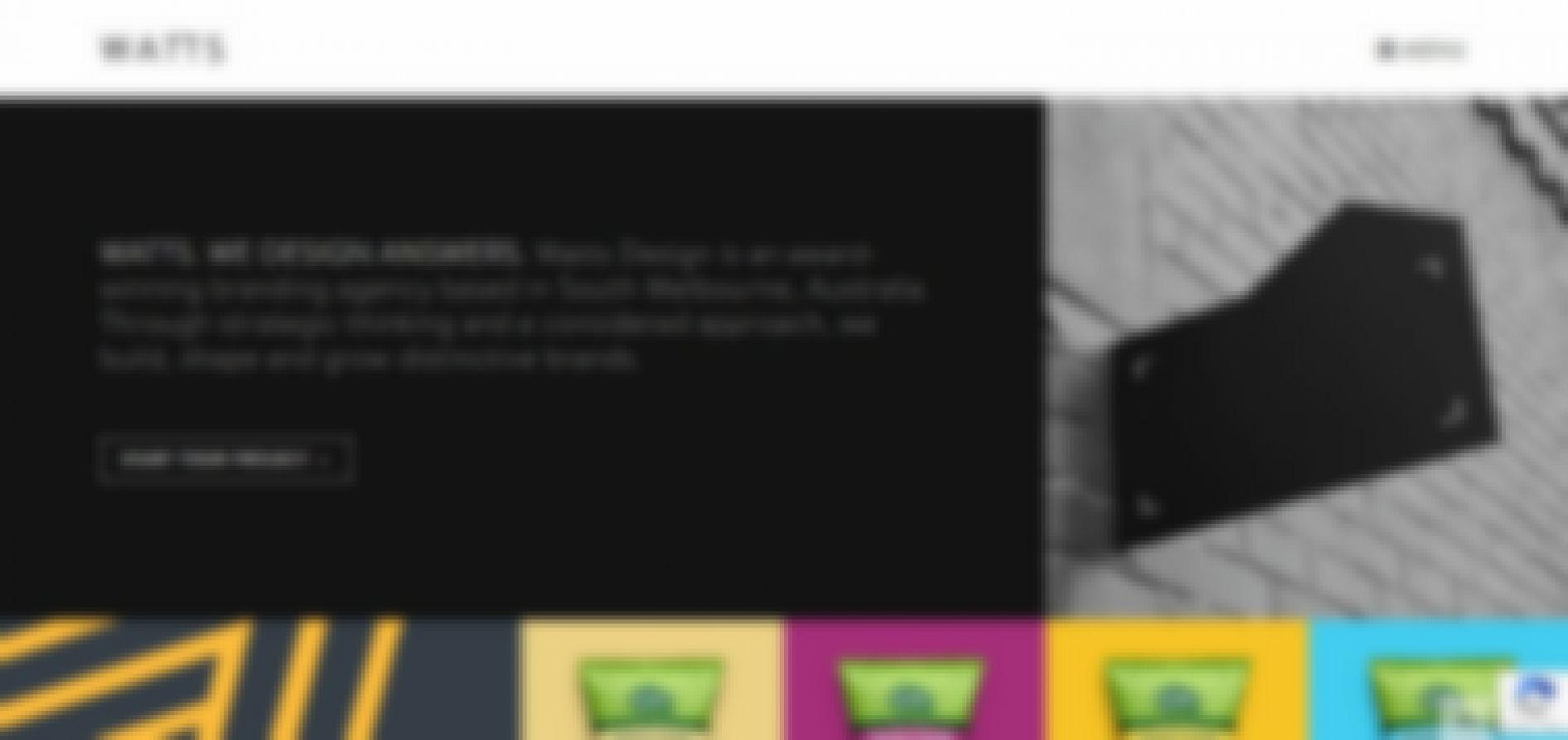 watts design