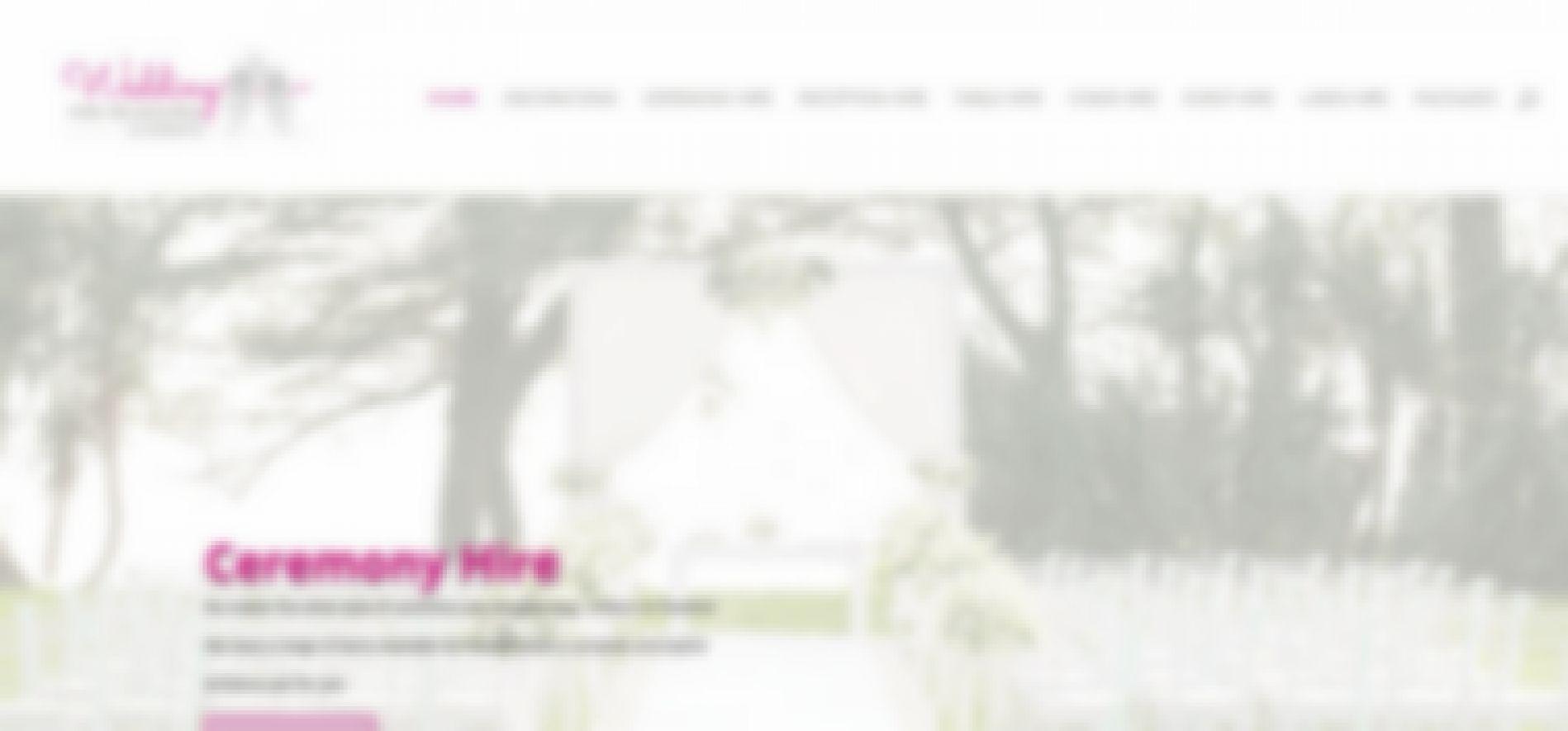 wedding hire melbourne & event