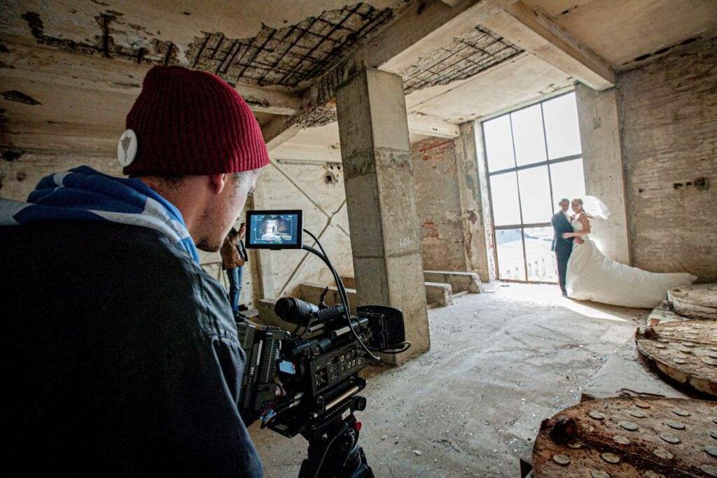 wedding videographer in mornington peninsula