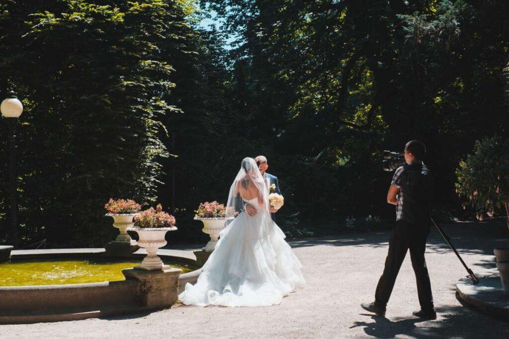 wedding videographers in yarra valley