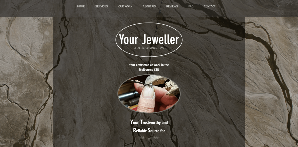 your jeweller