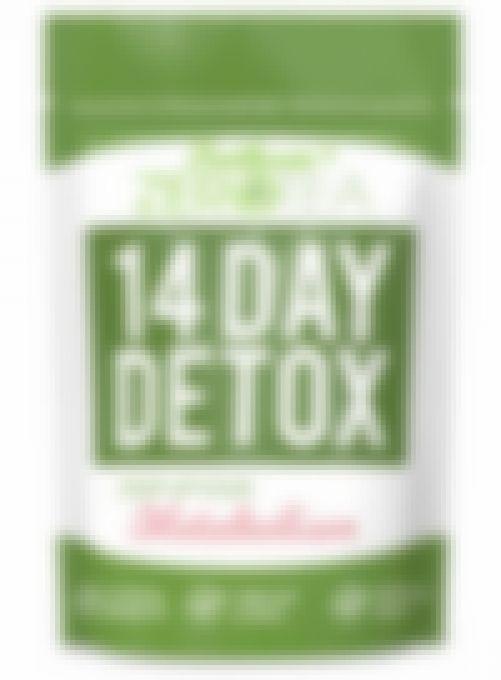 zero tea detox cleanse drink