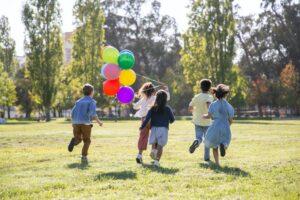 kids play park melbourne victoria