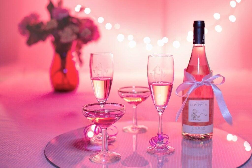 pink-wine