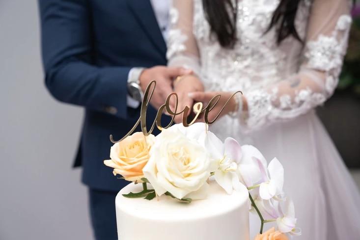 wedding cake supplier melbourne